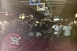 SIN - Auf dem Flug von Sydney nach Frankfurt hatten wir eine Stunde Zwischenstop in Singapur