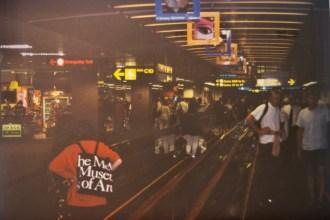 SIN - Im Transit auf dem Flug von Sydney nach Frankfurt halten wir eine Stunde in Singapur