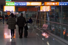 WAW - Schengen-Transit in Warschau