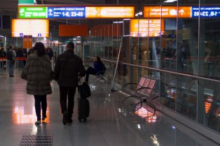 Schengen-Transit in Warschau