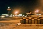 FCO - Mein kürzester Flug mit einem großen Jet war nach 5 Stunden Verspätung spät Nachts mit AirBerlin vom Flughafen Rom-Ciampino quer über die Stadt zum Flughafen Rom-Fiumicino, weil wir tanken mußten.