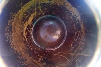 Teapot inside