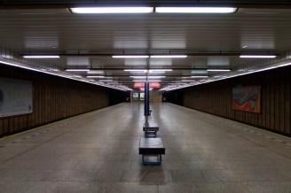 Vltavská (Prague Metro) Prague Metro station on Line C