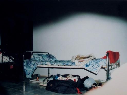 bed in Khartoum, Sudan