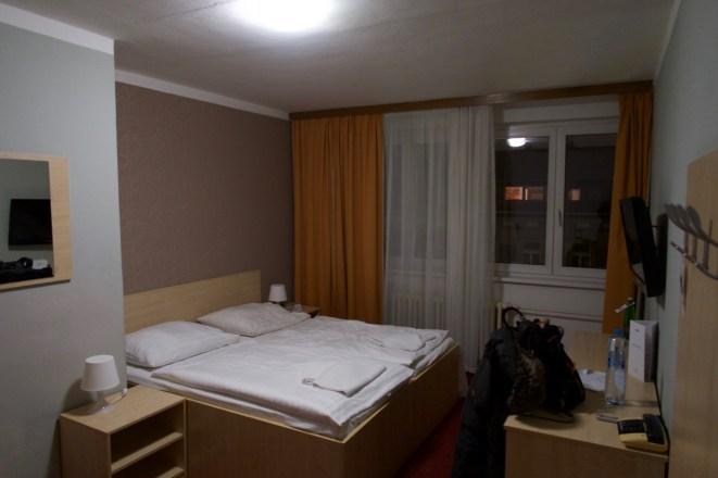 """Zimmer im """"Czech-Inn"""" Charles Central Hotel in Prag"""