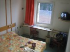 Dudelange, Luxemburg - mein erstes Zimmer