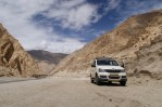 Mit dem Mahindra Xylo unterwegs in Ladakh