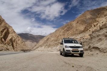 Ladakh - mit dem Mahindra Xylo unterwegs in den Bergen
