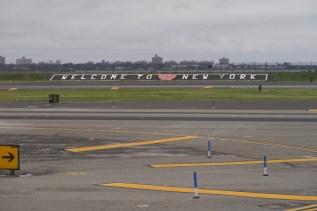 LGA - Welcome to New York