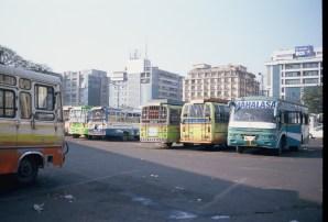 Margao Busbahnhof