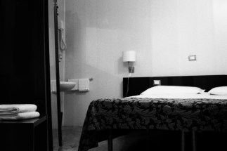 Venedig - Unser Zimmer im Hotel Canova
