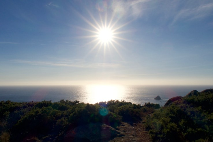 Kap Finisterre, am Ende der Welt