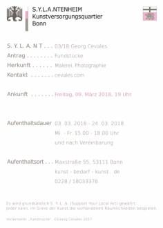 EINLADUNG_0318_Georg_Cevalesback