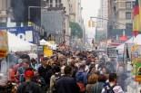 Streetfood auf dem Broadway