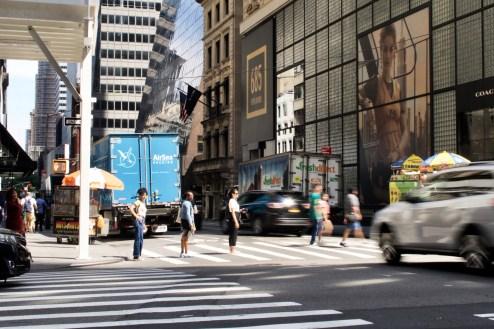An der 5th Avenue