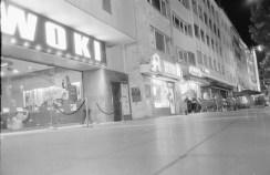 Das Woki Kino nachts