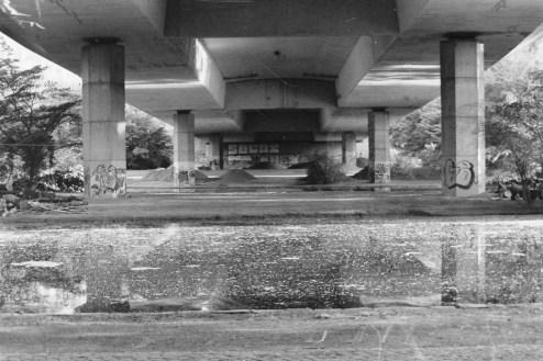 Unter der Südbrücke