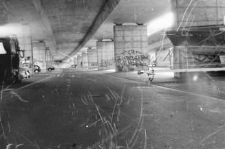 Unter der Nordbrücke