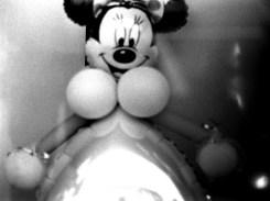 Micky Maus Balloon