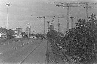 Reuterbrücke mit ORWO TC 27 Verkehrsüberwachungsfilm