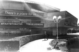 ADOX KB17 - Vorderseite der Bonner Oper