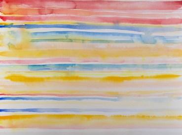 Horizontale Farben - 2 / 40 x 30 cm