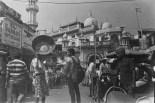 Treffen auf dem Bazar