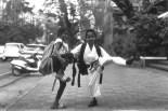 Kleine Judoka in Panjim