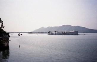 Lake Pichola Udaipur India 2006 Fuji Superia 200