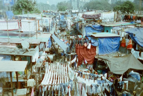 Mumbai Dhobi Ghat Laundry District 3