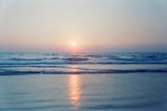 Sonnenuntergang Benaulim 1