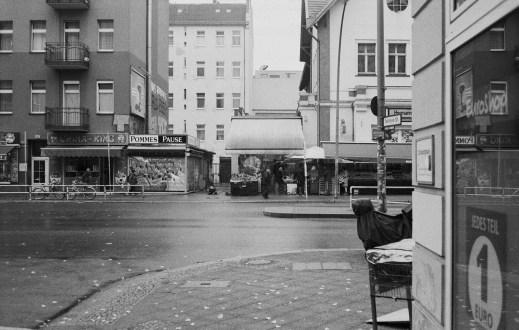 Schwarzweiß Neukölln Berlin 1