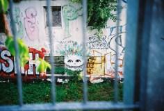 Trashig mit der LOMO in Berlin - 5