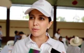 Sedesol preparada para atender afectaciones por Katia: Anilú Ingram