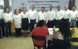 Mi esencia en GNTE es ser y hacer justicia social por los Trabajadores de la Educación de Veracruz: Avith Moctezuma