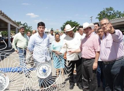 Gestionó Pepe Yunes 10 millones de pesos en favor de los ganaderos veracruzanos en 2017
