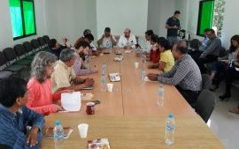 Se reúnen miembros del Congreso Agrario Permanente con delegados del sector agrario en Veracruz