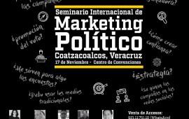 Seminario Internacional de Marketing Político en Coatzacoalcos