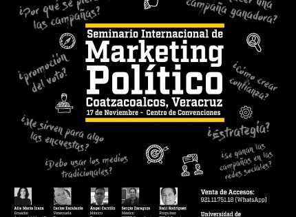 Seminario Internacional de Marketing Político