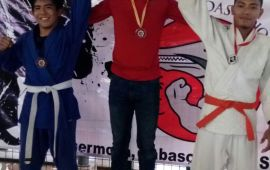 Arrasa Selección de Judo en Torneo Barracudas 2017