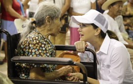 Inicia el proceso de dispersión del pago a los beneficiarios del Programa Más 65: Anilú Ingram