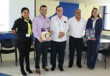 Firman Grupo Sotavento y CETIS 72 convenio de colaboración