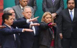 Magistrado Presidente Edel Álvarez Peña nombrado Vicepresidente de CONATRIB