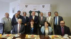 Reconoce Magistrado Presidente, Edel Álvarez, a sus pares participantes en el programa permanente de capacitación