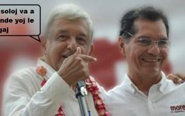 ¿Por qué AMLO no permite a Víctor Carranza asistir a invitaciones de eventos?