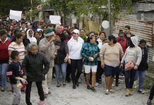 Más de 500 techos de viviendas en el puerto de Veracruz: Anilú Ingram