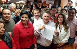 Pinete y Callejas Roldan buscarán las senadurías