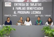 Sigue Lecherías Liconsa apoyando a los más necesitados en Coatzacoalcos