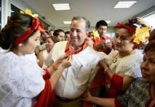 Al priismo de Veracruz no lo describe la Corrupción ni la Impunidad, lo define la emoción del servicio, la vocación del trabajo y la vocación del triunfo: Meade