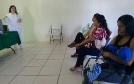 ISSSTE- Veracruz, cuida la salud de las madres de familia: Elizabeth Morales